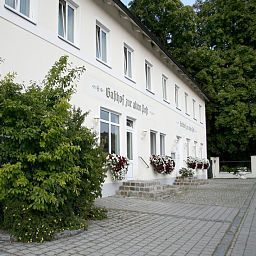 Exterior view Alte Post Gasthof