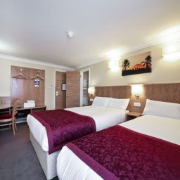 Suite familiale Best Western London Highbury