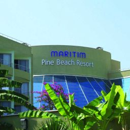 Exterior view Maritim Pine Beach Resort