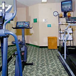 Fitness room TownePlace Suites Greenville Haywood Mall