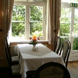 Breakfast room within restaurant Leisewitz Garten