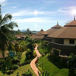 Exterior view Mangosteen Resort & Ayurveda Spa