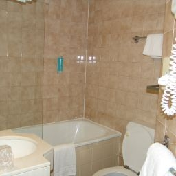 Bathroom Timhotel Paris Boulogne