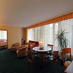 Room Prague - Marriott Executive Apartments Longin Center