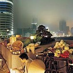 Vista esterna JW Marriott Hotel Shanghai at Tomorrow Square