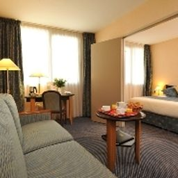 Suite Junior Best Western Crequi Lyon Part Dieu