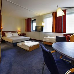Camera Suite Novotel CDG Paris Nord 2