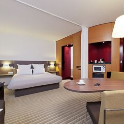Camera Suite Novotel Paris Saint Denis Stade