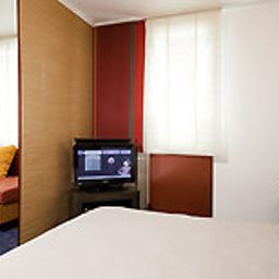 Camera Suite Novotel Paris Velizy