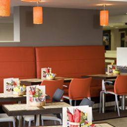 Breakfast room within restaurant ibis Dublin