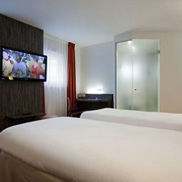 ibis Styles Rennes Centre Gare Nord (ex all seasons) Rennes