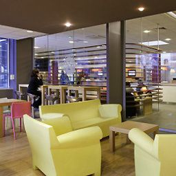 Breakfast room within restaurant ibis Paris CDG Airport