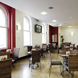 Breakfast room within restaurant ibis Coventry Centre