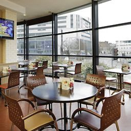 Breakfast room within restaurant ibis Leicester City
