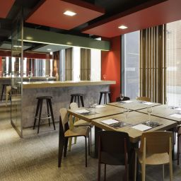 Restaurant ibis London Excel Docklands