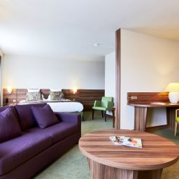 Suite Golden Tulip Mulhouse Basel