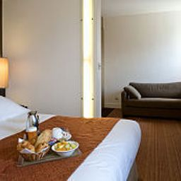 Junior suite Hotel Paris Neuilly