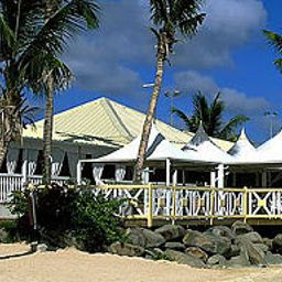 Bar Mercure Simson Beach Saint-Martin