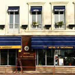 Exterior view Le Yachtman Chateaux et Hotels Collection Fotos