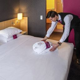 Номер Mercure Hotel Amsterdam City