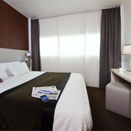 Habitación Mercure Paris Orly Aéroport