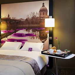 Room Mercure Toulouse Wilson