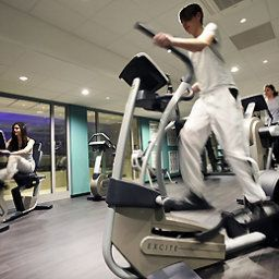 Wellness/fitness Mercure Lyon Centre Saxe Lafayette
