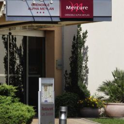 Mercure Grenoble Meylan Fotos