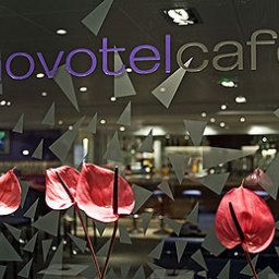Bar Novotel Paris Creteil Le Lac