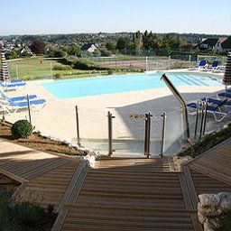 Wellness/fitness area Novotel Amboise
