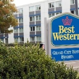 Vista exterior Best Western Grand City