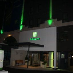 Exterior view Holiday Inn LYON - VAISE
