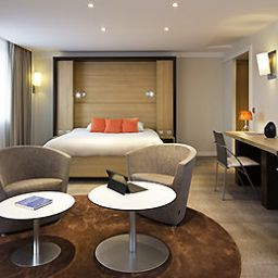 Номер Novotel Convention & Wellness Roissy CDG