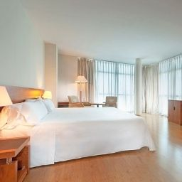 Junior suite TRYP Indalo Almeria