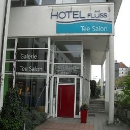 Exterior view Hotel am Fluss