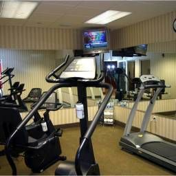 Wellness/fitness area BEST WESTERN PLUS Miami Airport West Inn & Suites Fotos