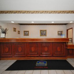 Hall BEST WESTERN Crown Inn Fotos