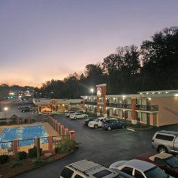 Exterior view BEST WESTERN of Asheville Biltmore East Fotos