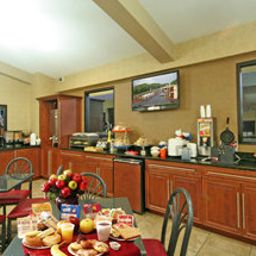 Restaurant BEST WESTERN of Asheville Biltmore East Fotos
