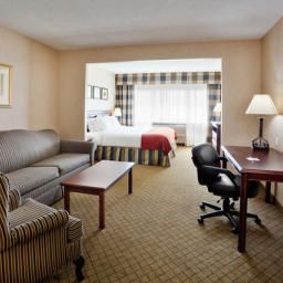 Zimmer Holiday Inn Express Hotel & Suites TORONTO-MISSISSAUGA