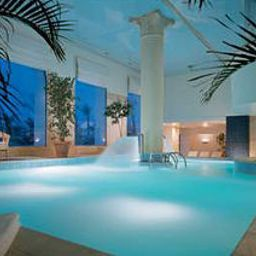 Sala spa/fitness Sheraton Sharm Hotel Resort, Villas & Spa