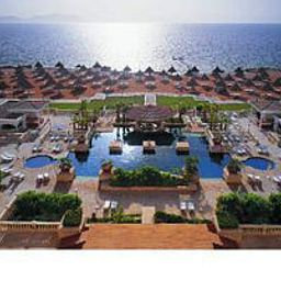 Basen Sheraton Sharm Hotel Resort, Villas & Spa