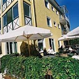 Фасад Astoria Salzburger Privathotels