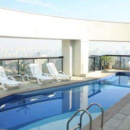 Pool Quality Hotel Moema