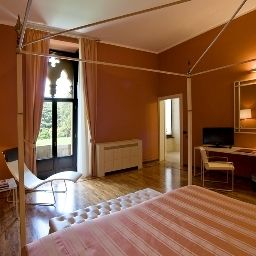 Suite junior Castello di Carimate Hotel & Spa