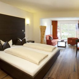 Suite alpin art & spa hotel naudererhof