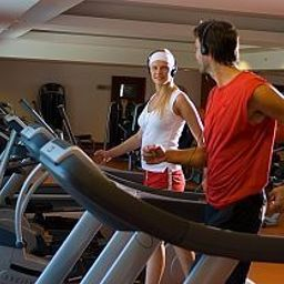 Fitness room Rixos Sungate