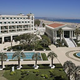 Vue extérieure Las Arenas Balneario Resort - Leading Hotels of the World