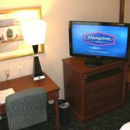 Chambre Hampton Inn  Suites by Hilton Toronto Airport
