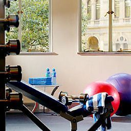 Remise en forme Sydney Harbour Marriott Hotel at Circular Quay